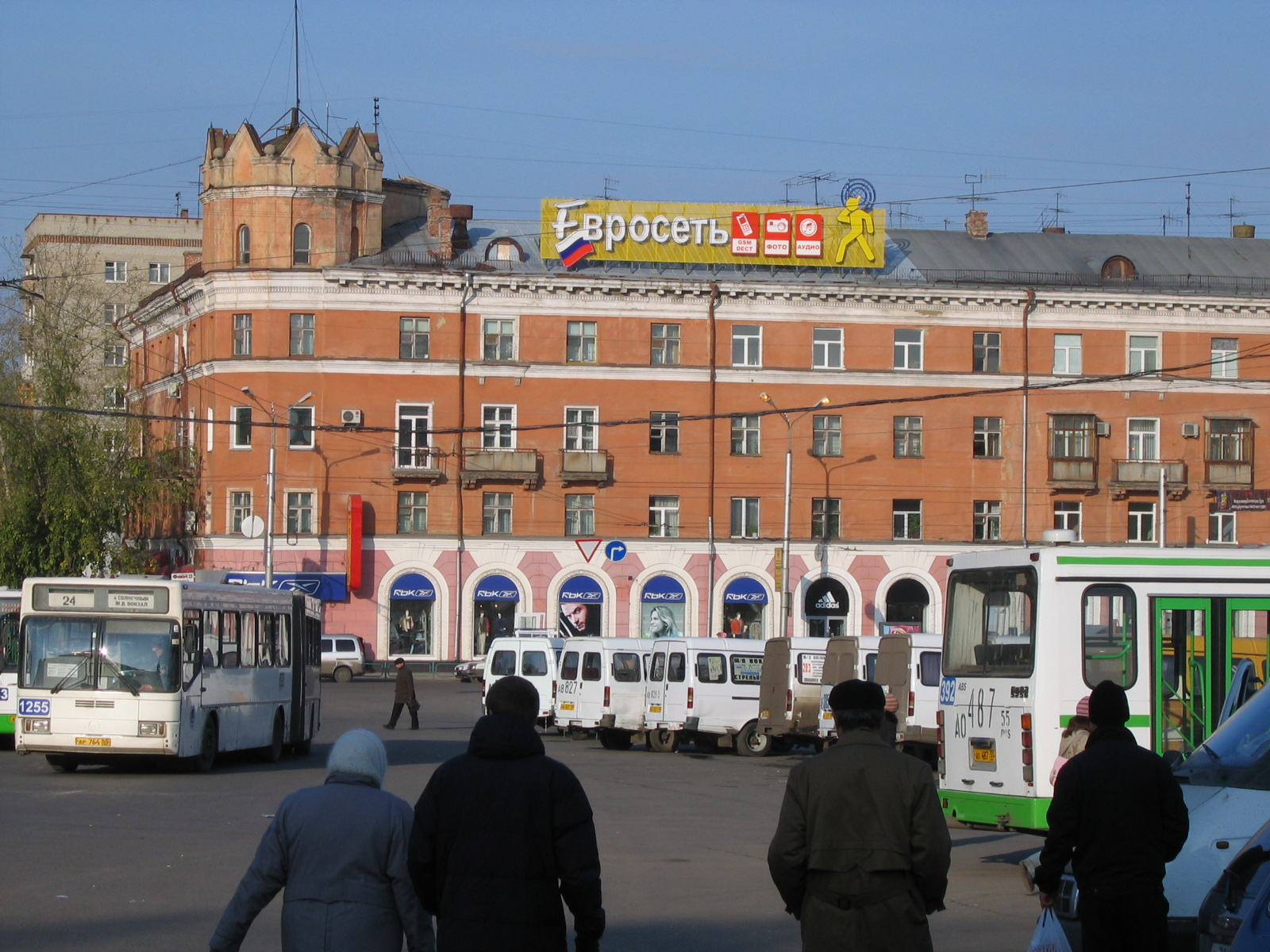 Крышные установки в Омске